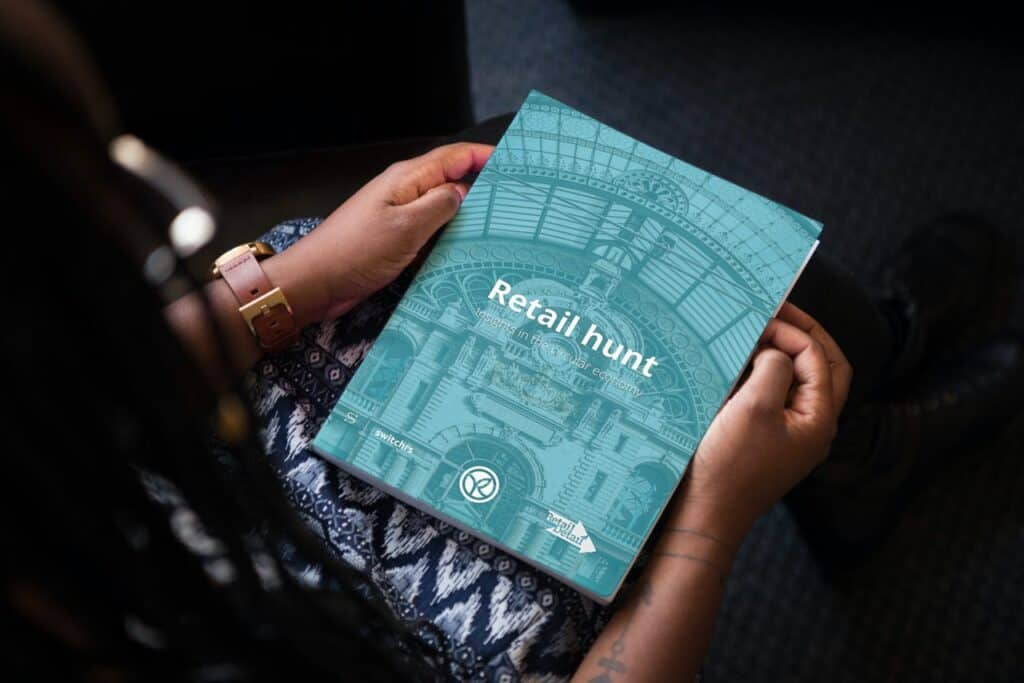 Booklet circular economy business cases for our inspiration tour